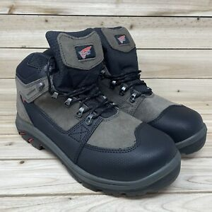 """NEW Red Wing Tradesman 5"""" Waterproof Safety Toe Work Hiker Boots Mens Size 11.5"""