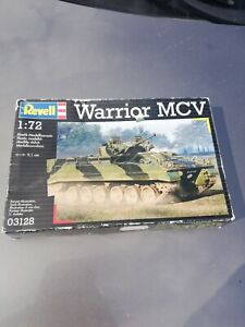 Revell 03128 Model Construction Set Warrior MCV 1:72 1.Z113