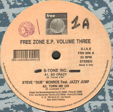 VARIOUS - Free Zone E.P. Volume Three - 1993 - FREE ZONE - FRN 006 - Ita