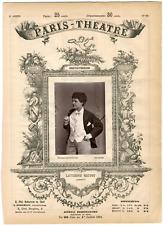Lemercier, Paris-Théâtre, Joséphine-Marie-Marthe Laurent dite Laurence Grivot (1