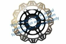 PARA SUZUKI GSX-R 750 Y/K1/K2/K3 00>03 EBC VR Disco Negro Cubo Central