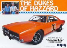 MPC Dukes of Hazzard General Lee Charger 1/16 plastic model car kit new 752