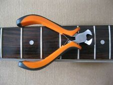 Fret puller- without fingerboard damage- specially ground end nippers-