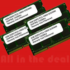 16GB 4X 4GB DDR3 1333MHz RAM MEMORY FOR APPLE IMAC NEW