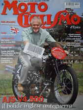 Motociclismo D'Epoca n°10 2006 Moto Guzzi 250 TS Inediti di Casa Piaggio [SC.63]