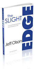 The Slight Edge (Revised Edition): Turning Simple Disciplines Into Massive Succe
