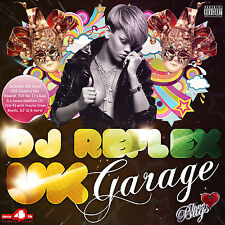 DJ REFLEX FUNKY HOUSE BASSLINE UK GARAGE MIX CD
