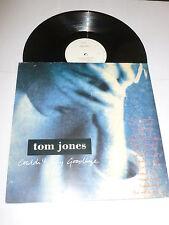 "TOM JONES - Couldn't Say Goodbye - 1991 UK 3-track 12"" vinyl single"