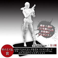 BIOHAZARD REVELATIONS Official Figure Jill Valentine Enamel White CFBJ Capcom