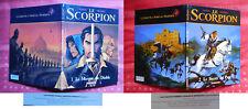 BD Le Scorpion T1 + T2 en EO Marini Desberg