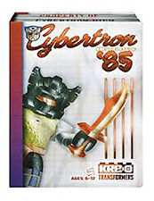Kre-O Transformers Kreon Cybertron Class of '85 30 Figure Yearbook Set SDCC 2015