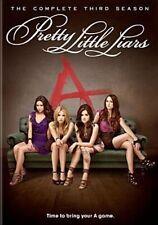 Pretty Little Liars Comp Third SSN 0883929276721 DVD Region 1