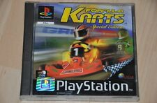 PLAYSTATION 1 GIOCO-FORMULA KART-Go Kart-SPECIAL EDITION-Completo ps1