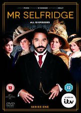 MR SELFRIDGE SERIES ONE 1 JEREMY PIVEN FRANCES O'CONNOR UNIVERSAL UK R2 DVD NEW
