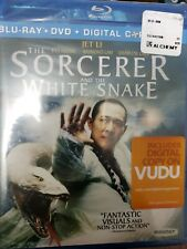 Sorcerer and the White Snake - Blu-Ray + DVD - New & Factory Sealed