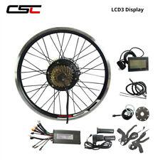 "36V 250W 350W Electric Bicycle E-bike Conversion Kit 20"" 24"" 26"" 700C Motor Hub"