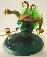 2018 Cartoon Network Lootcrate Rick and Morty Monster Mayhem Figure