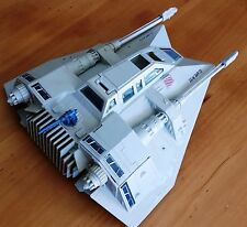 Vintage Star Wars Snowspeeder from ESB.  put back together   OBO