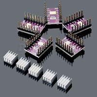 Geeetech StepStick DRV8825 Stepper Motor Driver RepRap Prusa Mendel 3D Printer