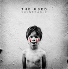 The Used-Vulnerable (US IMPORT) CD NEW