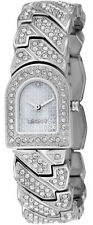 DKNY NY4228 Crystal Silver Dial Stainless Steel Women's Watch