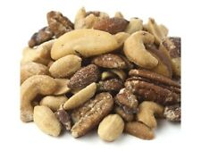 MIXED NUTS - Deluxe Mixed Nuts Roasted / Salted (With Peanuts) - Select Weight