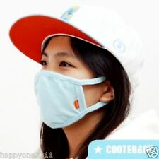 CooterBoy Mint 100% Cotton Face Mask Adult Anti-dust Surgical K-pop Mask