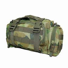 Military tactical bumbag pouch - cadet bumbag Auscam, small shoulder bag Auscam