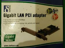 INTEL GIGABIT CT DESKTOP ADAPTER ETHERNET LAN PCIE PCI-E 10 100 1000 CARD