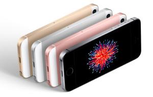 Apple iPhone SE (2016) 16GB / 64GB / 128GB - Unlocked Smartphone