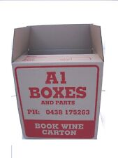 Packing ,Removal ,Storage, Boxes Perth - 10 New Book Boxes For Perth WA Only
