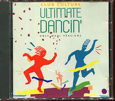 CLUB CULTURE - ULTIMATE DANCIN' - ONLY MAXI VERSIONS - CD COMPILATION [384]