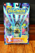 Season 3 Digimon Digital Monsters Figures New in Box Bandai Otamamon LadyDevimon