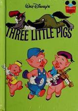 THE THREE LITTLE PIGS (Disney's Wonderful World of Reading) Disney Book Club Ha