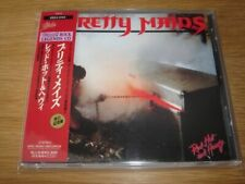 Pretty Maids  -  Red Hot And Heavy  -   Japan  !!!!!!!!