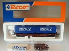 Roco H0 46361 Einheitstaschenwagen der ÖBB PANALPINA KKK OVP #3267