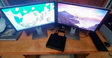 Hp QuadCore ChromeDesk ChromeOs Computer 8Gb Desktop Chromebox WiFi Dual Monitor