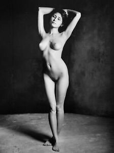 Rare photograph by Pavel Apletin, limited #3 of 5 silver gelatin signed female