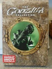 Godzilla Collection (DVD 2007 8-Disc Set) RARE W/ ORIGINAL UNCUT GODZILLA NEW