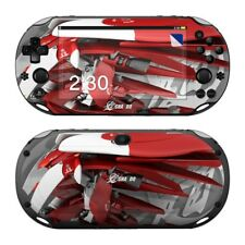Sony PS Vita Slim Skin Kit - Gundam Light by SHA_DO - Decal Sticker