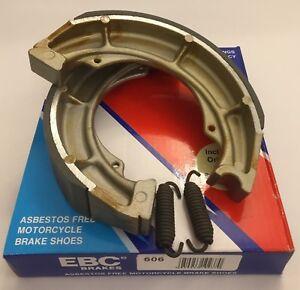 EBC REAR Brake Shoes (S606) Fits SUZUKI LS650 SAVAGE (1987 to 1999) (NP41A)