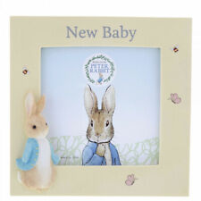 Peter Rabbit A29831 Peter New Baby Frame New & Boxed