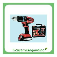Trapano Con Batteria Al Litio Black & Decker Egbl 188 K - 125297