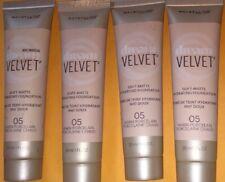 4 Maybelline Dream Velvet Soft-Matte Hydrating Foundation, Warm Porcelain Quad!!