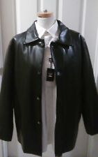 EA Collection Soft Italian Styled Leather Jacket Size L