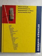 Buch,Bauhaus Künstler,Malerei und Grafik,Katalog