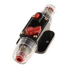 MagiDeal 60A DC 12V Auto Auto Disjoncteur Fusible Réinitialiser l'onduleur