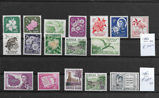 NORFOLK ISLAND  @1960-1961  MNH  Nice Priced @ G.b 189