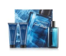 Davidoff Cool Water Gift Set 125mL EDT Spray Authentic Perfume for Men