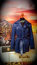 ESPRIT  GR.40 Original Damen Trenchcoat Regenmantel Blau